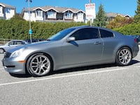 2006 INFINITI SPORT G35 2DR COUPE, CANADIAN CAR, NO ACCIDENTS Surrey