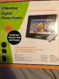 Digital picture frame Syracuse, 13212