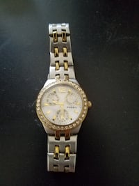 Fossil watch located in Alexandria va 22306 HALETHORPE