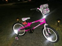 toddler's pink and black bicycle New Orleans, 70128