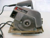 "VTG-WARDS POWR-KRAFT-CIRCULAR-SAW-7 1/2""-TP 8124A  Springfield, 22151"
