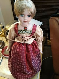 Porcelain doll Irmo, 29063