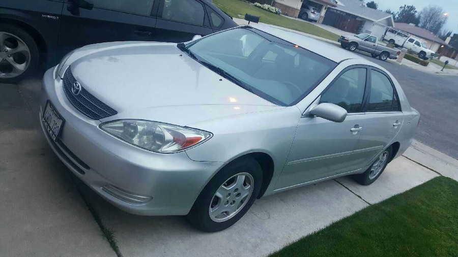 Used 2002 toyota camry in bakersfield for 2000 toyota camry window motor