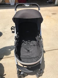 Black Chico stroller Prunedale