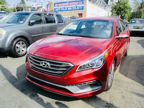 2016 Sonata $1000 Down Guaranteed Financing Approval