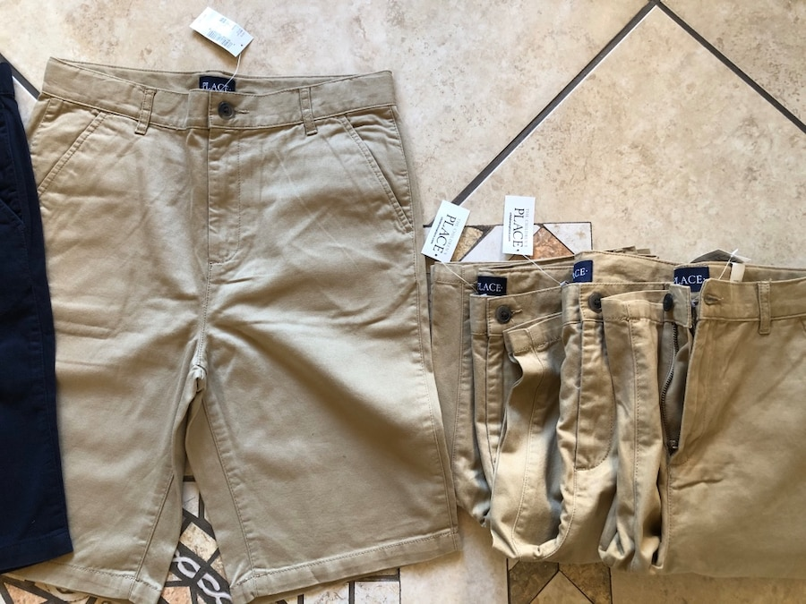 Photo New Childrens Place Boys Shorts