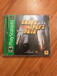 Grand Theft Auto ps1  Châteauguay, J6J