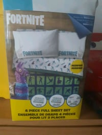 New Fortnite bedding  Woodstock, N4S 8N8