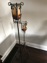 Tall Floor Candle Holders Mississauga, L5G 3Z9