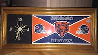 chicago bears banner plaque 787 km