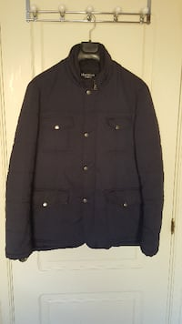 Chaqueta Campera Tres Cuartos de Hackett London Madrid
