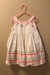24 mo cotton dress with liner Brownsville