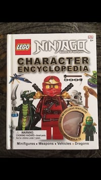Ninjago Book Riverside, 92504
