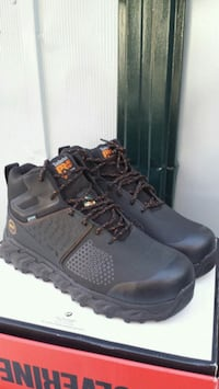 men's safety boots size 10.5 Toronto, M6E