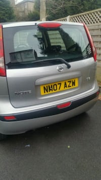 Nissan - note - 2007 West Yorkshire, BD2 4HP