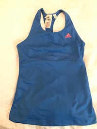 Adidas work out tank top size S  Calgary, T2R 0J9