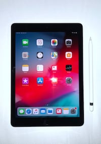 iPad Pro 256gb + Apple Pencil + front and back Apple covers New York, 10011