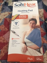 soft heat heating pad plus Front Royal, 22630