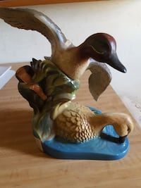 Ducks Unlimited Jim Beam decanter