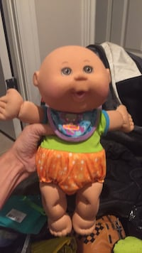 Cabbage Patch Kid. Excellent condition. Asking only $20! Vaughan, L4J 5L7