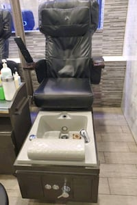 pedicure spa chairs - Human Touch massage Harahan, 70123