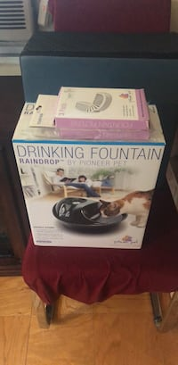 Pioneer Pet Drinking Fountain and Filters