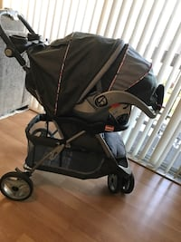 baby's black and gray stroller Honolulu, 96818