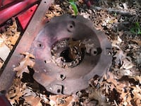Farmall A rear weights and center Coventry, 06238