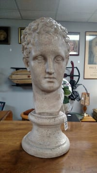 1984© Austin Productions Busts: Hermes , Julius Ce Hudson, 03051