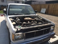 Engine/trans only. Strong 1989 GMC/chev 2.8 with auto trans  Calgary, T3B 0M6