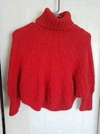 Cute and Trendy Size 7 Red Cape- Carters Mississauga, L5E 3J1