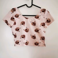 cat crop top New Westminster, V3M 0A9