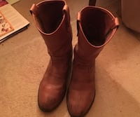 Red Wing work boots - 8 1/2 San Antonio, 78250