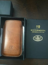 Brand new leather cards and bills holder  Cambridge, N1T 1K9