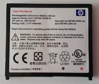 HP Rechargeable Lithium-Ion Battery 3 Adet Istanbul