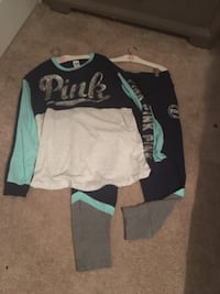 NWT size Large Vs Pink bling