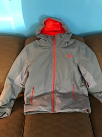 North face hooded jacket Sonoma, 95476