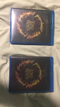Lord of the rings trilogy Courtice, L1E 2B8