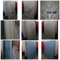 Mattress and box spring, Queen, delivery Oshawa, L1J 6A8