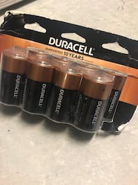 D Batteries Multipack