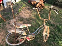 gray and brown cruiser bicycle Sterling, 20165