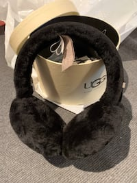 UGG Wired Earmuffs - Black Toronto, M6H 1G6