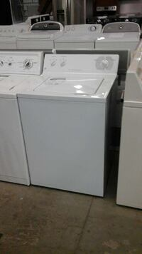GE White Washer with a Warranty