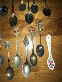 Spoon collection St. Thomas, ON, Canada