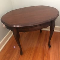 """End Table 27""""x 19"""" x20"""" Excellent  Cond."""