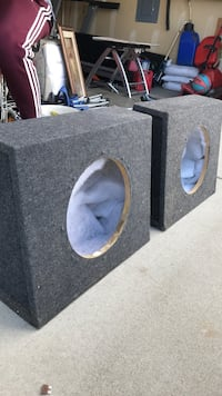 "12"" Subwoofer Boxes East Wenatchee, 98802"