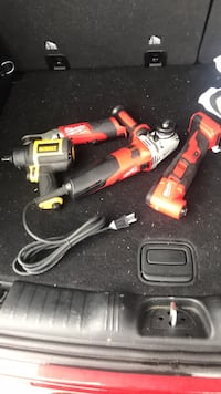Dewalt cordless hand drill and impact wrench Baltimore, 21212