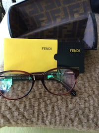 Fendi made in Italy glasses UV protection or ready for RX $75 Manteca, 95337
