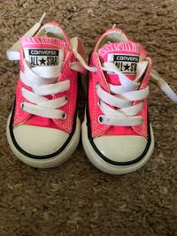Pink baby Converses Charlotte, 28215