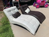2 pillow top Chaise Englewood, 80112